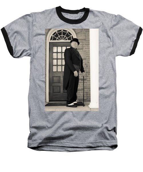 Victorian Dandy Baseball T-Shirt