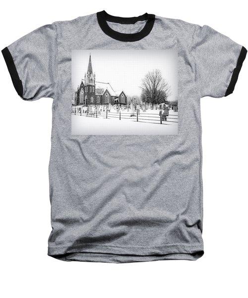 Victorian Gothic Baseball T-Shirt