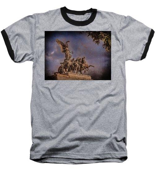 London, England - Victory Baseball T-Shirt