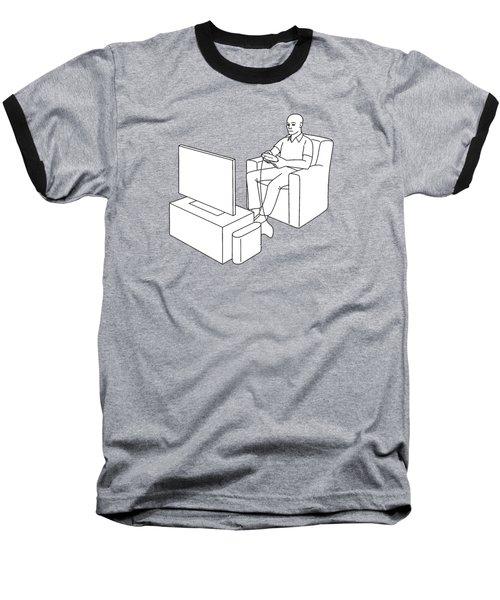 Video Gamer Tee Baseball T-Shirt