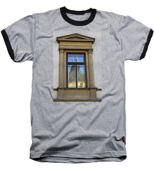 Vienna Reflections Baseball T-Shirt
