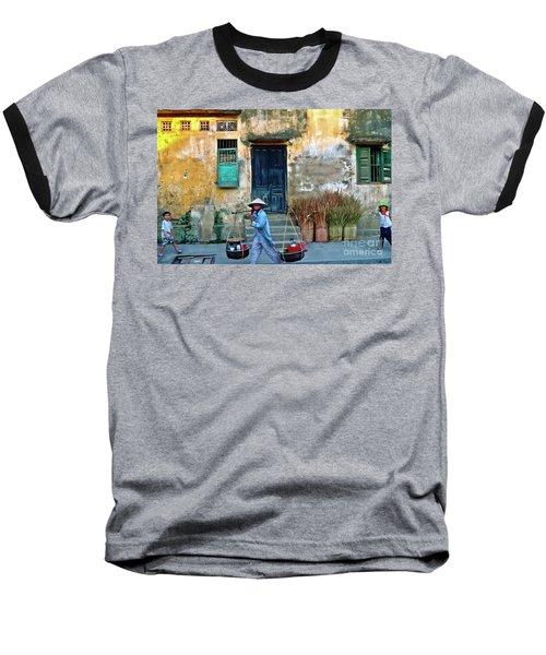 Vietnamese Street Food Sound Baseball T-Shirt