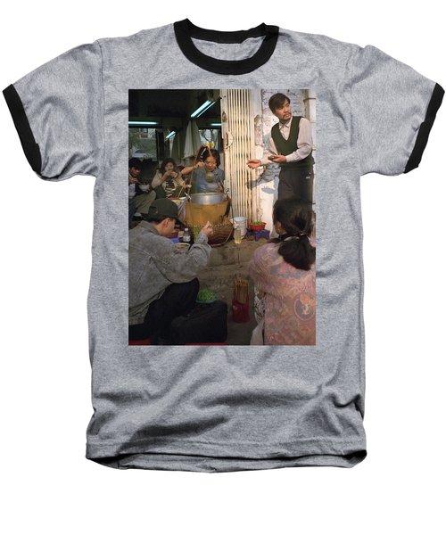 Vietnamese Street Food Baseball T-Shirt