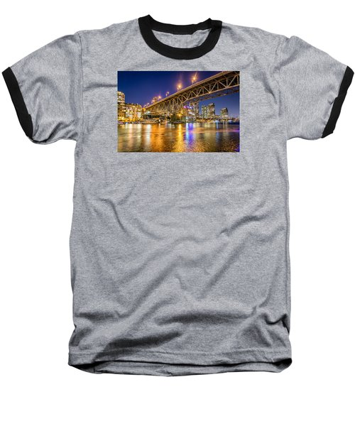 View At Granville Bridge Baseball T-Shirt