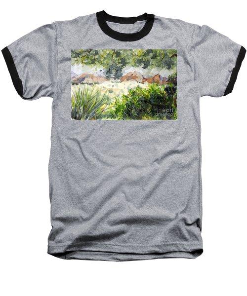 View At Red Rock Baseball T-Shirt