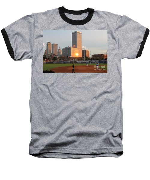 View From 3rd Base Baseball T-Shirt