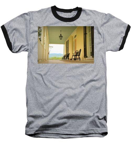 View From Cedar Grove Baseball T-Shirt