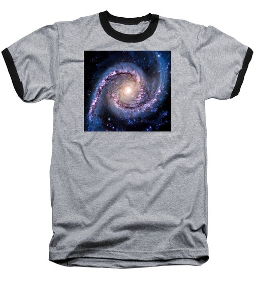 View From Hubble Baseball T-Shirt