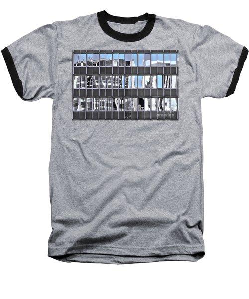 View From My Window Baseball T-Shirt
