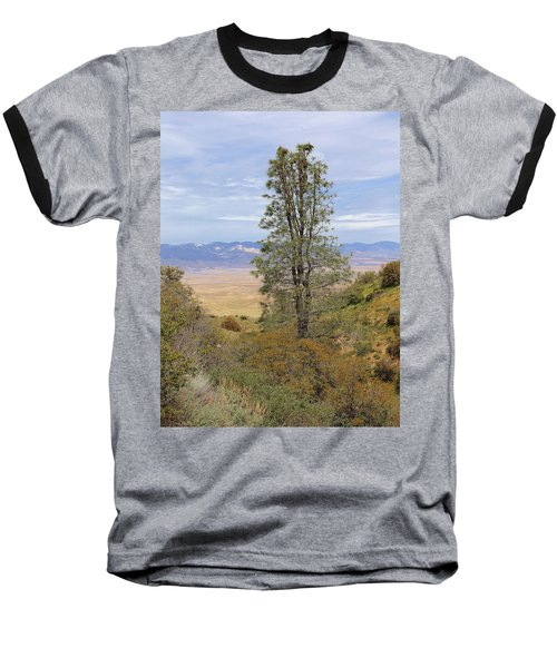 View From Pine Canyon Rd Baseball T-Shirt