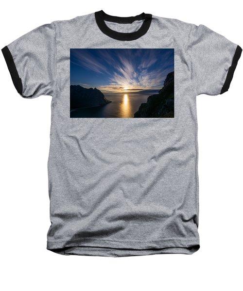 View From Ryten Baseball T-Shirt