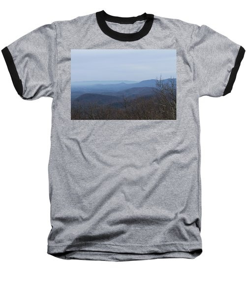 View From Springer Mountain Baseball T-Shirt