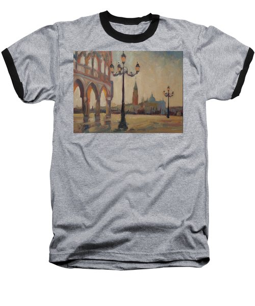 View From The Doge Palace Baseball T-Shirt
