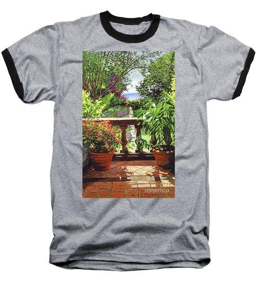 View From The Royal Garden Baseball T-Shirt