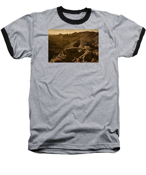 View From The Top Tnt Baseball T-Shirt