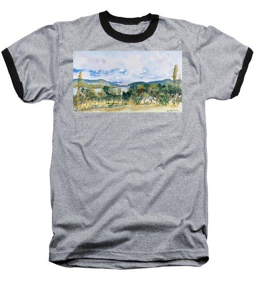 View Of D'entrecasteaux Channel From Birchs Bay, Tasmania Baseball T-Shirt