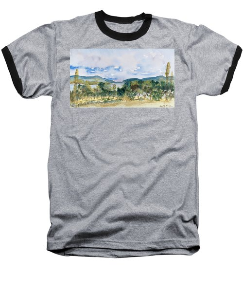 View Of D'entrecasteaux Channel From Birchs Bay, Tasmania Baseball T-Shirt