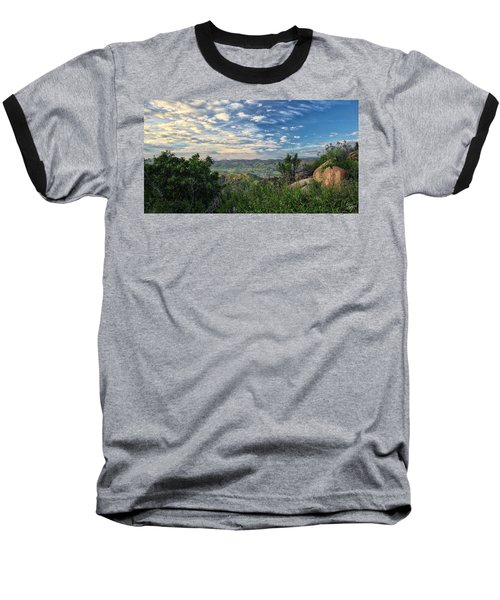 View Of Simi Valley Baseball T-Shirt