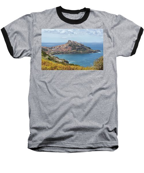 View On Castelsardo Baseball T-Shirt