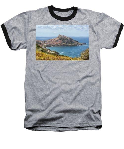 View On Castelsardo Baseball T-Shirt