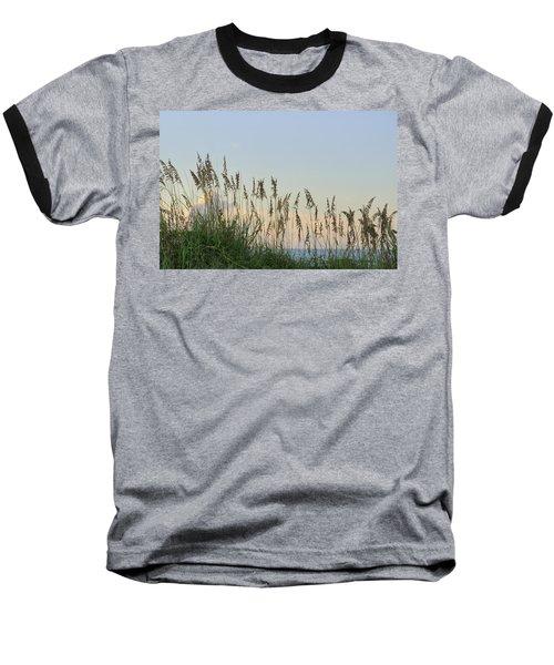 View Through The Sea Oats Baseball T-Shirt