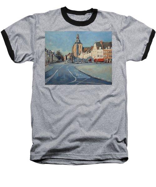 View To Boschstraat Maastricht Baseball T-Shirt