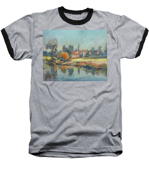 View To Elsloo Baseball T-Shirt