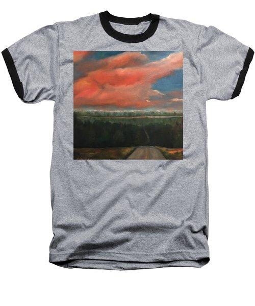 View To Yell County Baseball T-Shirt