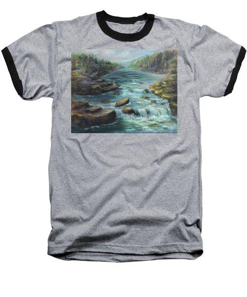 Viewing The Rapids Baseball T-Shirt