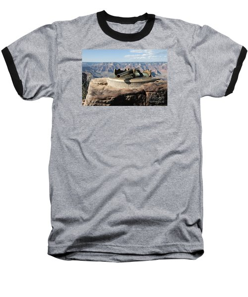 Viewing Infinity Baseball T-Shirt