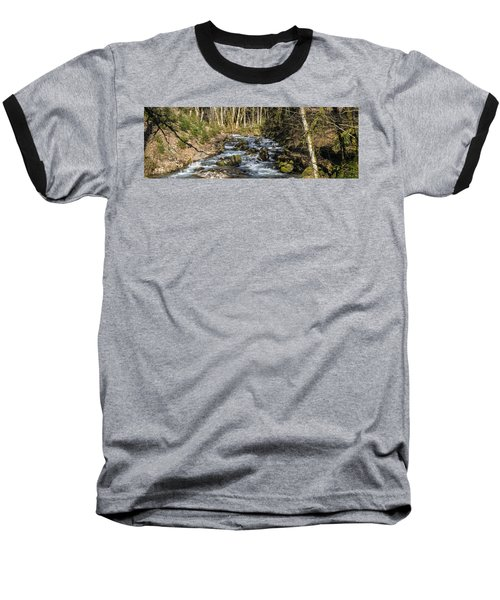 Views Of A Stream, II Baseball T-Shirt