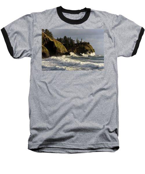 Vigorous Surf Baseball T-Shirt