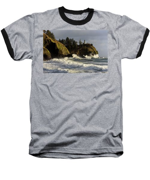 Vigorous Surf Baseball T-Shirt