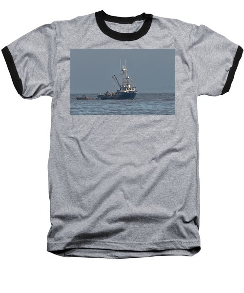 Baseball T-Shirt featuring the photograph Viking Fisher 1 by Randy Hall