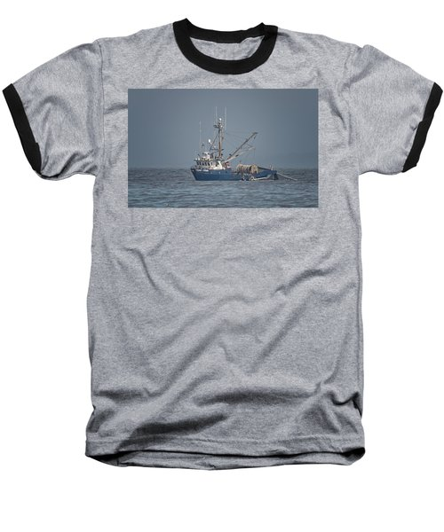 Baseball T-Shirt featuring the photograph Viking Fisher 4 by Randy Hall