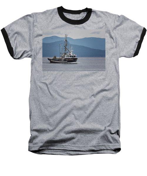 Viking Sunrise At Nw Bay Baseball T-Shirt