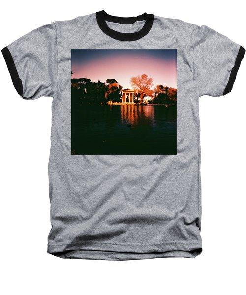 Villa Borghesse Rome Baseball T-Shirt