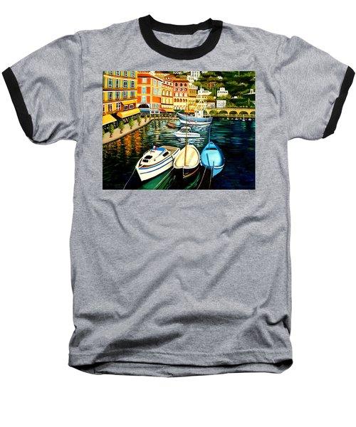 Villa Franche Baseball T-Shirt