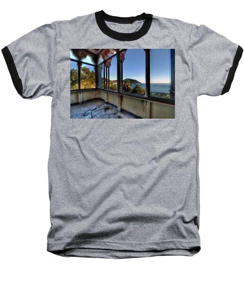 Villa Of Windows On The Sea - Villa Delle Finestre Sul Mare II Baseball T-Shirt