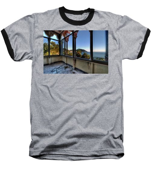 Villa Of Windows On The Sea - Villa Delle Finestre Sul Mare II Baseball T-Shirt