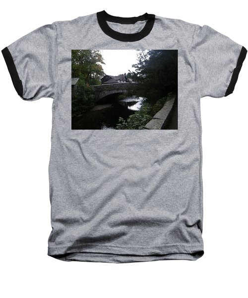 Village Bridge Baseball T-Shirt