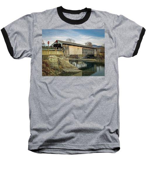 Village Bridge Baseball T-Shirt