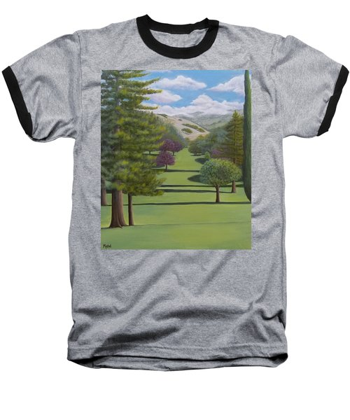 Village Eastern Views Baseball T-Shirt