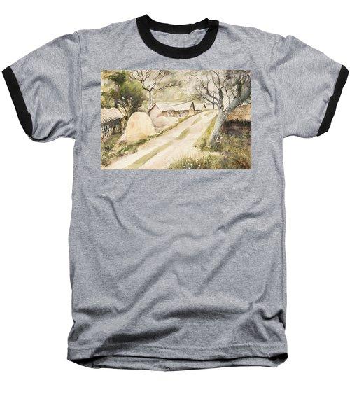 Village Freshness Baseball T-Shirt