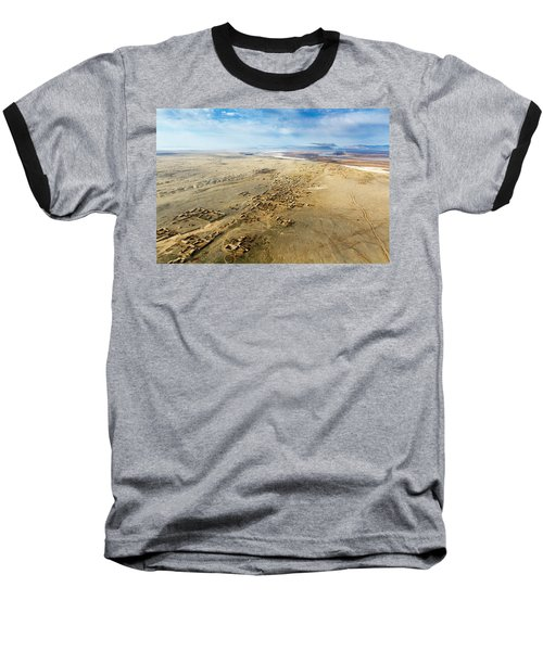 Village Toward Amu Darya River Baseball T-Shirt