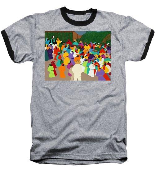 Ville Bonheur Baseball T-Shirt
