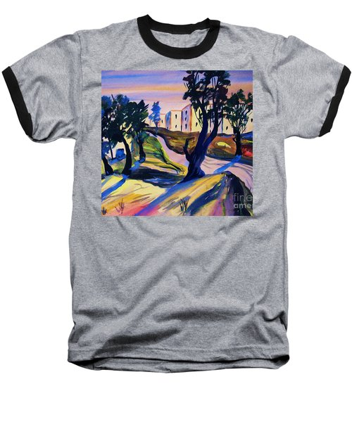 Villefranche Baseball T-Shirt by Roberto Prusso