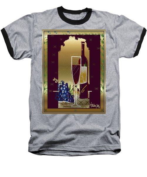 Vin Pour Une Baseball T-Shirt
