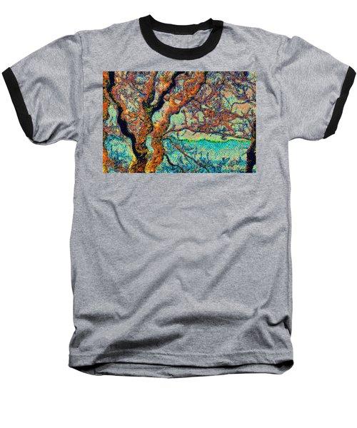 Vincent At Duxbury Bay Baseball T-Shirt
