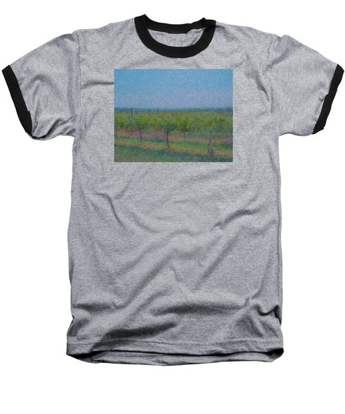 Vines In The Sun Baseball T-Shirt
